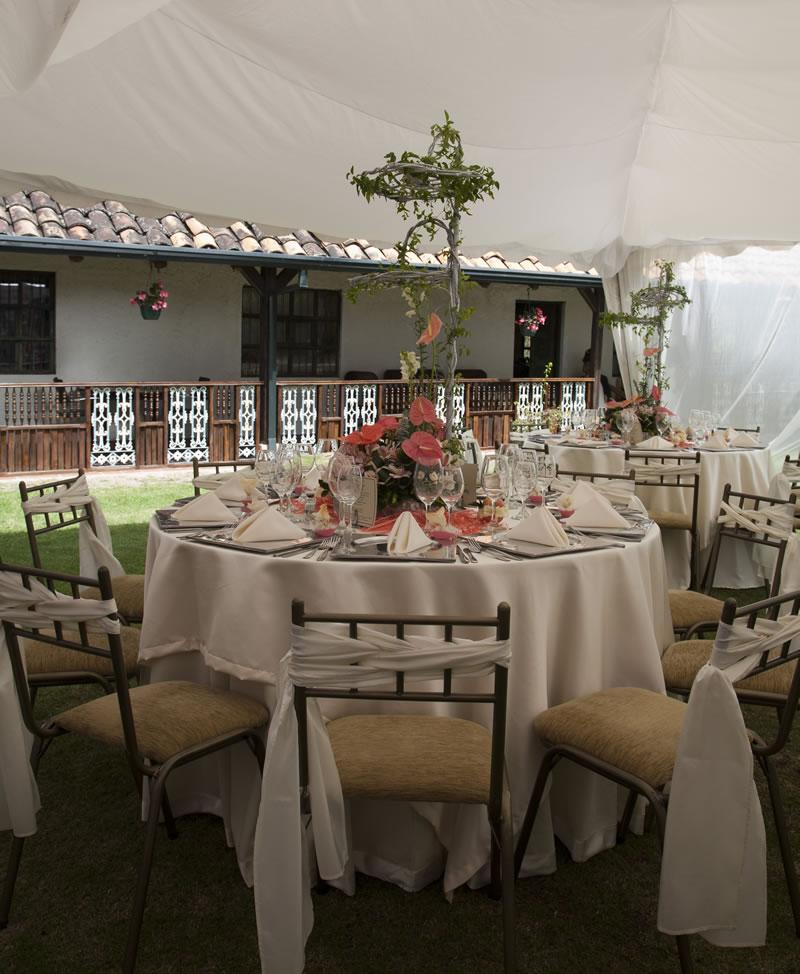 Sierra Verde eventos sociales bodas