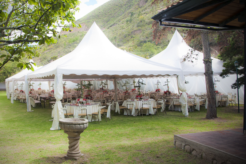 Sierra Verde salón de recepciones para bodas