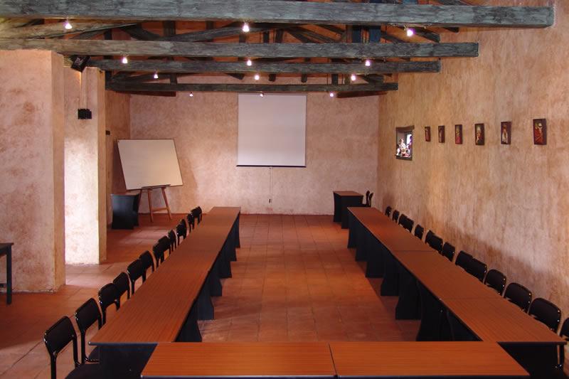 Sierra verde salón de eventos para capacitaciones